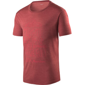 Houdini Activist Message Tee Men hut red
